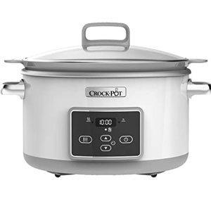 Crock-Pot 5L Duraceramic Sauté Csc026X olla programable