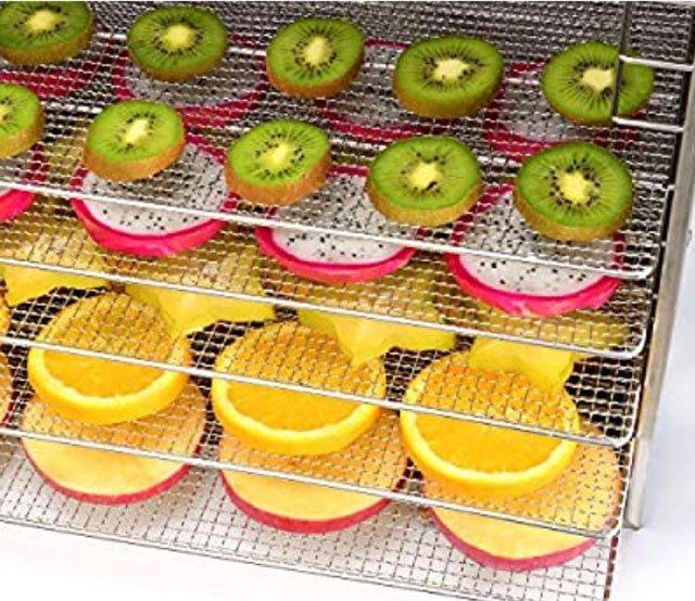 frutas deshidratada recetas
