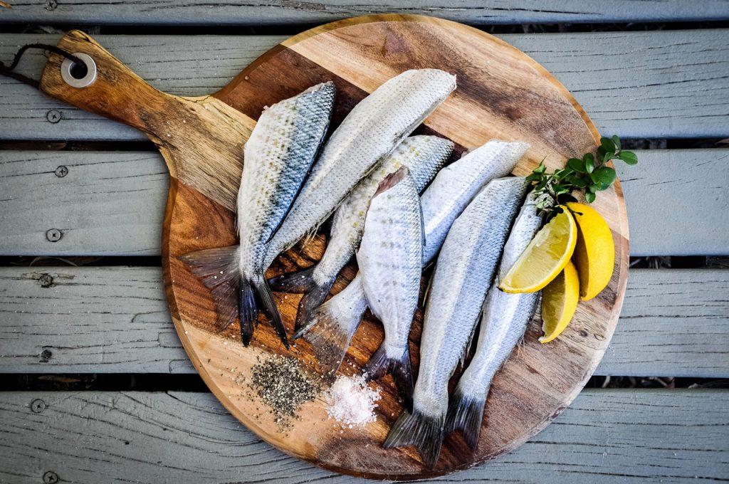 pescado - termoselladora