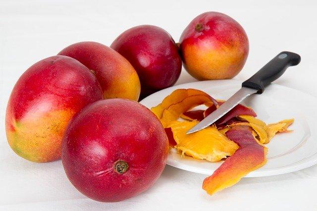 fruta deshidratada saludable