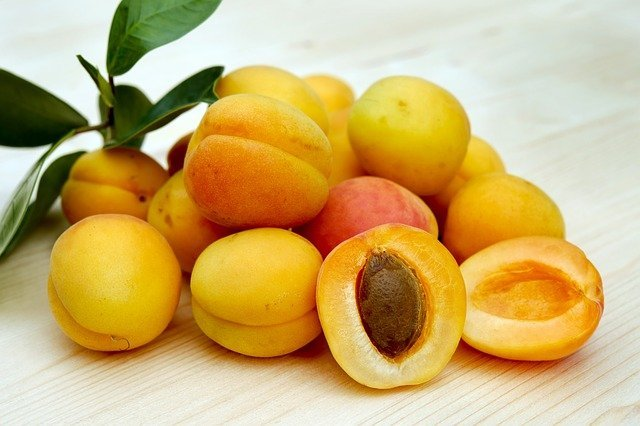 melocotones - intolerancia a la fructosa y sorbitol