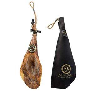 jamon bellota cinco jotas - amazon - regalos gourmet originales