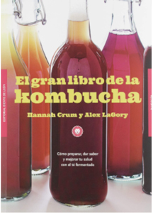 libro kombucha - amazon
