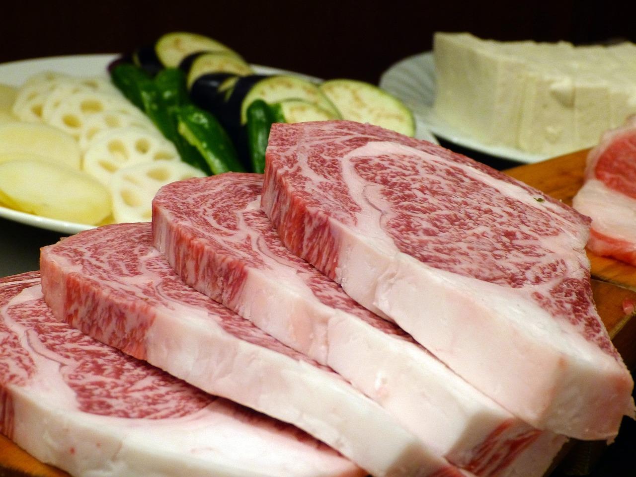 carne de wagyu - vaca japonesa