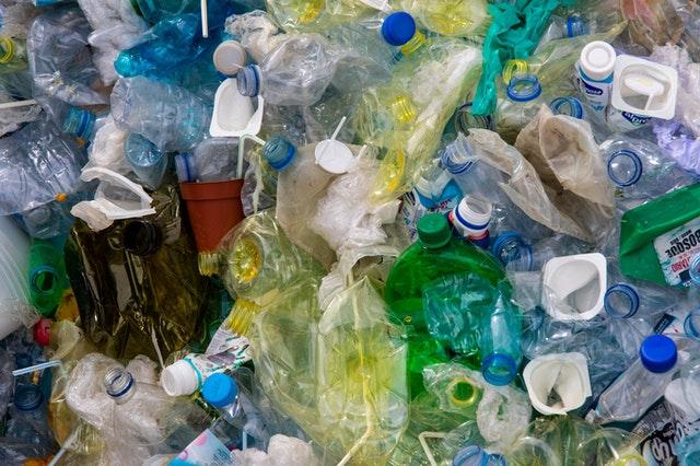 basura plastico - cocina zero waste